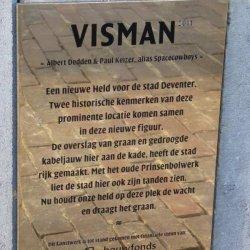 Visman - Spacecowboys - (Dedden en Keizer)