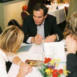 Brainstormen op het congres van De Arnhemse Methode