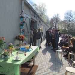 Opening dansstudio de Rozenfabriek