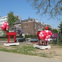 Lippenstift voor de Stad - Hertjes Amsterdamsestraat