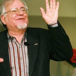 Hans Becker op het congres van De Arnhemse Methode