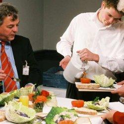 Samen Lunchen op het congres van De Arnhemse Methode